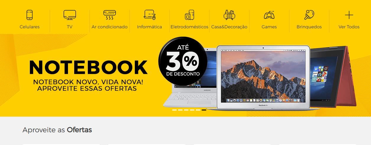 02449a59d Buscapé Melhores Preços  Os Melhores Preços de Notebooks - Mega ...