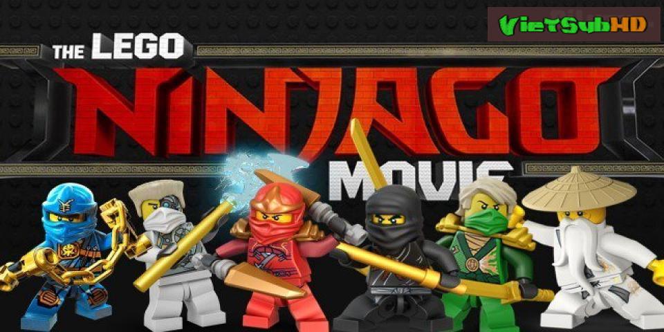 Phim The Lego Ninjago Movie VietSub HD | The Lego Ninjago Movie 2017