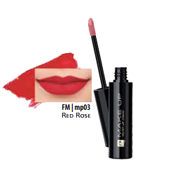 FM Group mp03 Rossetto Liquido Effetto Mat