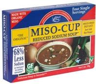 Haul de compras iHerb Vitacost miso