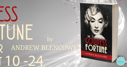 Excerpt The Goddess of Fortune by Andrew Blencowe