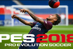 Download PES 2018 MOD APK+DATA for Android 18 v2.2.0 Update Terbaru 2018 Gratis