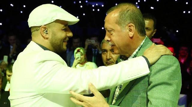 Rilis Lagu Erdogan, Maher Zain: Saya Bangga pada Perjuangannya untuk Palestina dan Dunia Islam