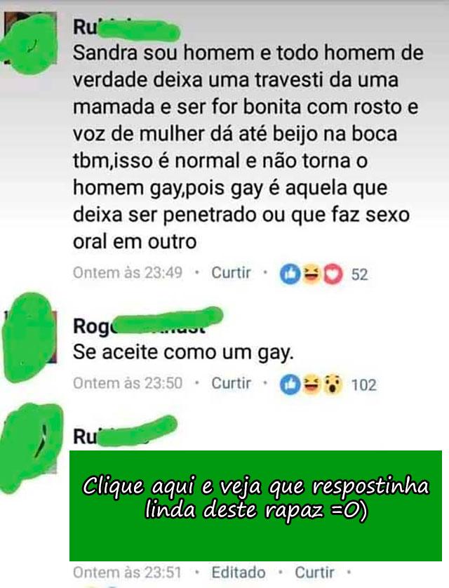 O QUE FAZ UM HOMEM SER GAY?
