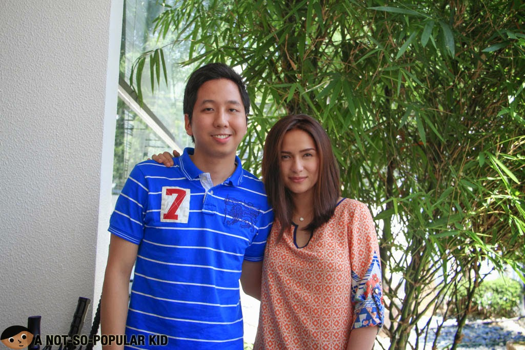 A Not-So-Popular Kid  (Renz Cheng) with Jennylyn Mercado