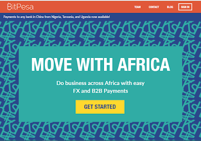 BitPesa lets people outside the Africa pay remote workers in Africa with ease