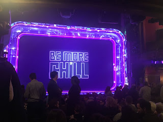 Be More Chill Set Broadway