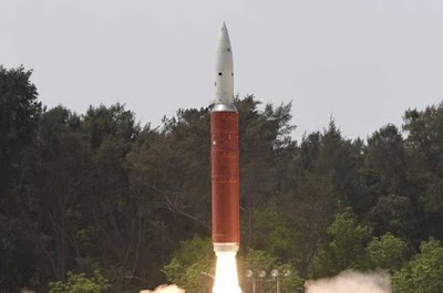 DRDO Conducted Anti-Satellite Missile Test