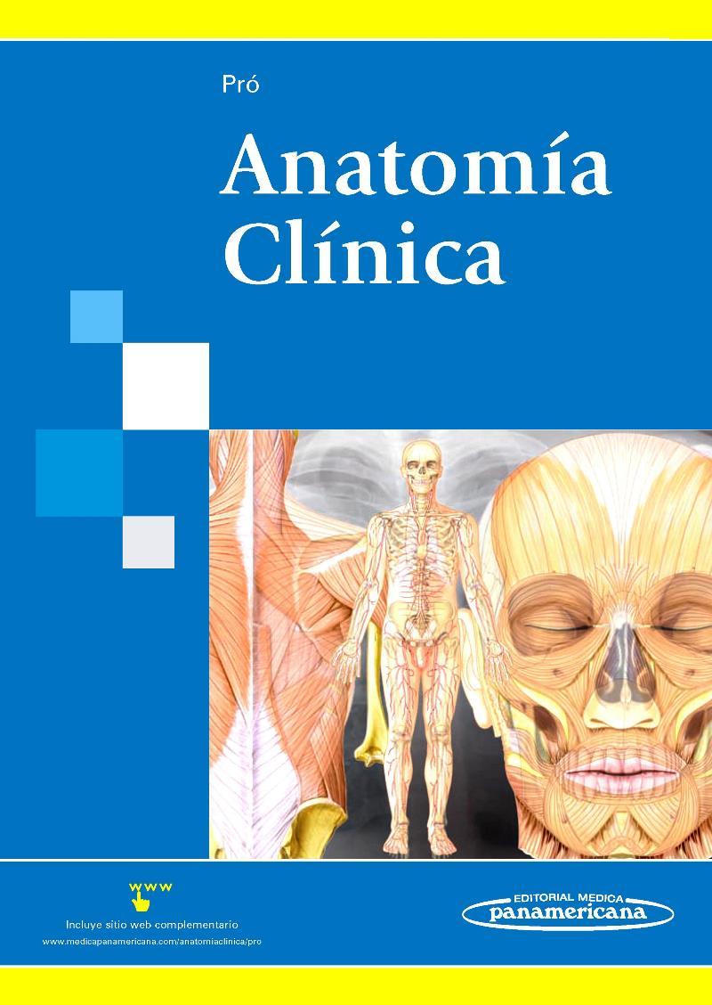 Anatomía Clínica – Eduardo Adrián Pró | LibrosVirtual