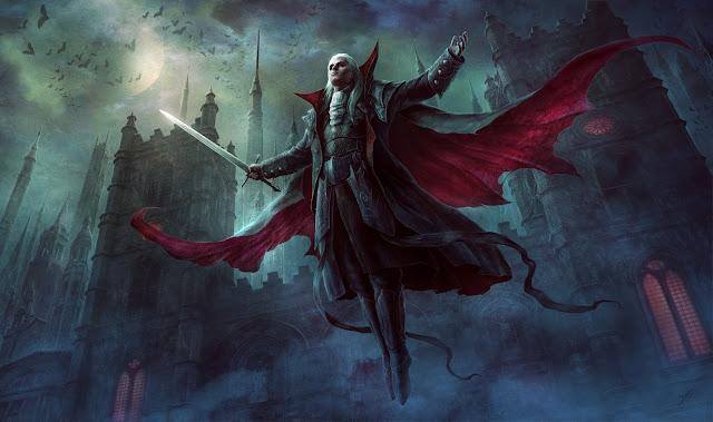 Ajustes raciais: Vampiro - D&D 3.5