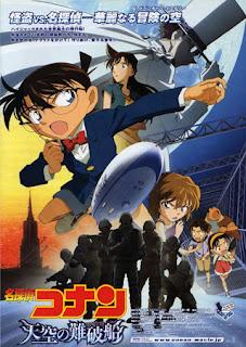 Conan 14: Con Tàu Mắc Cạn Trên Không