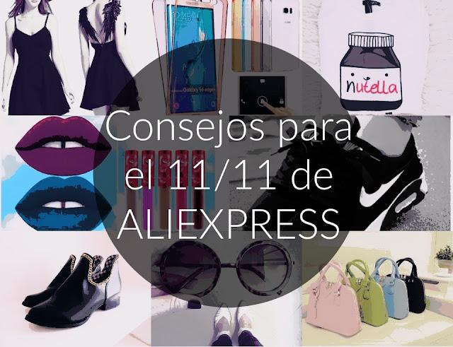 ¿Cómo comprar en el 11 / 11 de ALIEXPRESS?