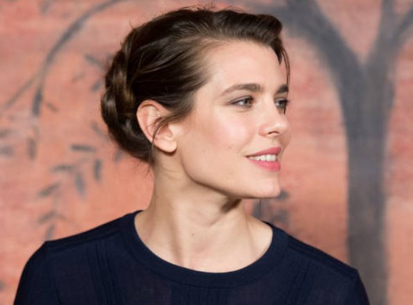 Charlotte Casiraghi of Monaco attended the Chanel Cruise 2018 Collection Show held at the Grand Palais in Paris, France. Chanell Dress