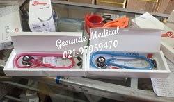 Isi Paket Stetoskop Erkaphon Adult