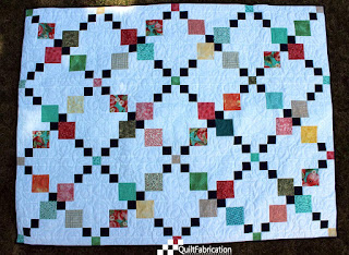 Breaking Up quilt