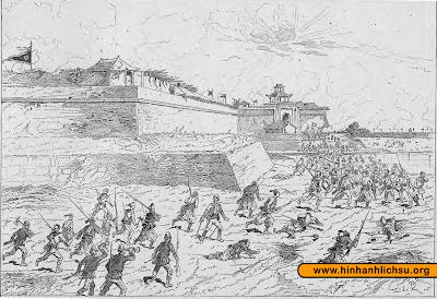 Trận Sơn Tây năm 1883