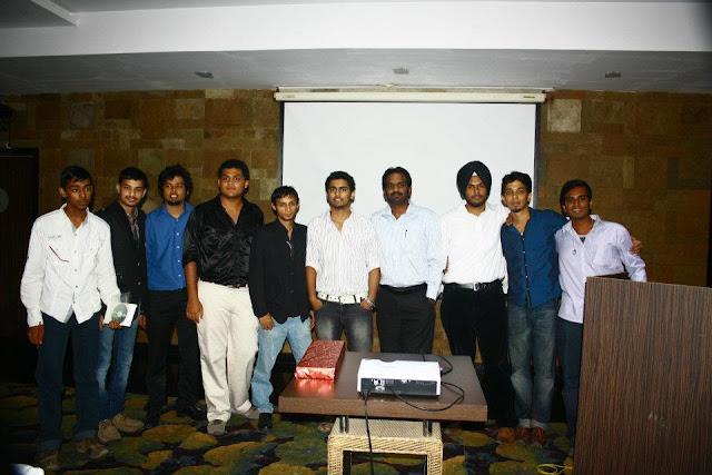 DEF-CON Chennai January Meet 2012