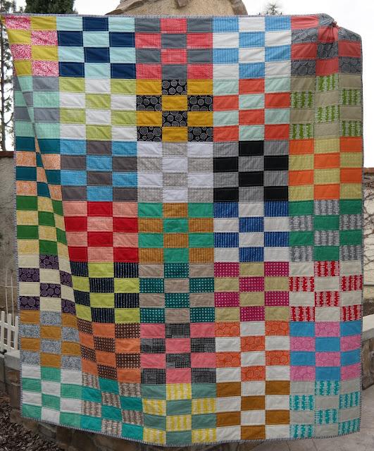 brick house quilt