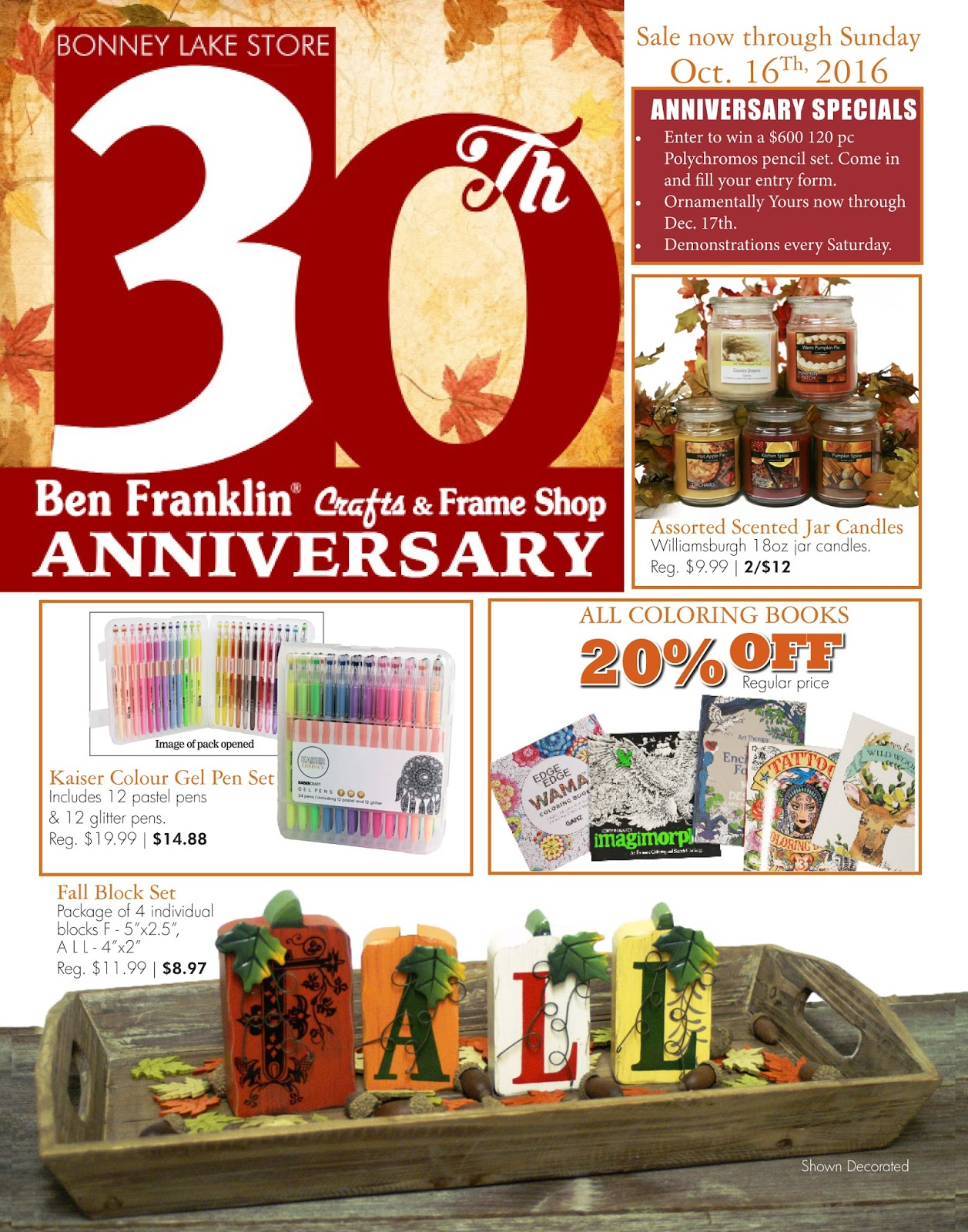 photo about Ben Franklin Coupons Printable named Ben franklin crafts discount codes hawaii / Bargains upon funko pop