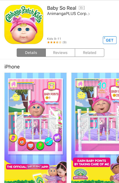 Baby So Real Doll App