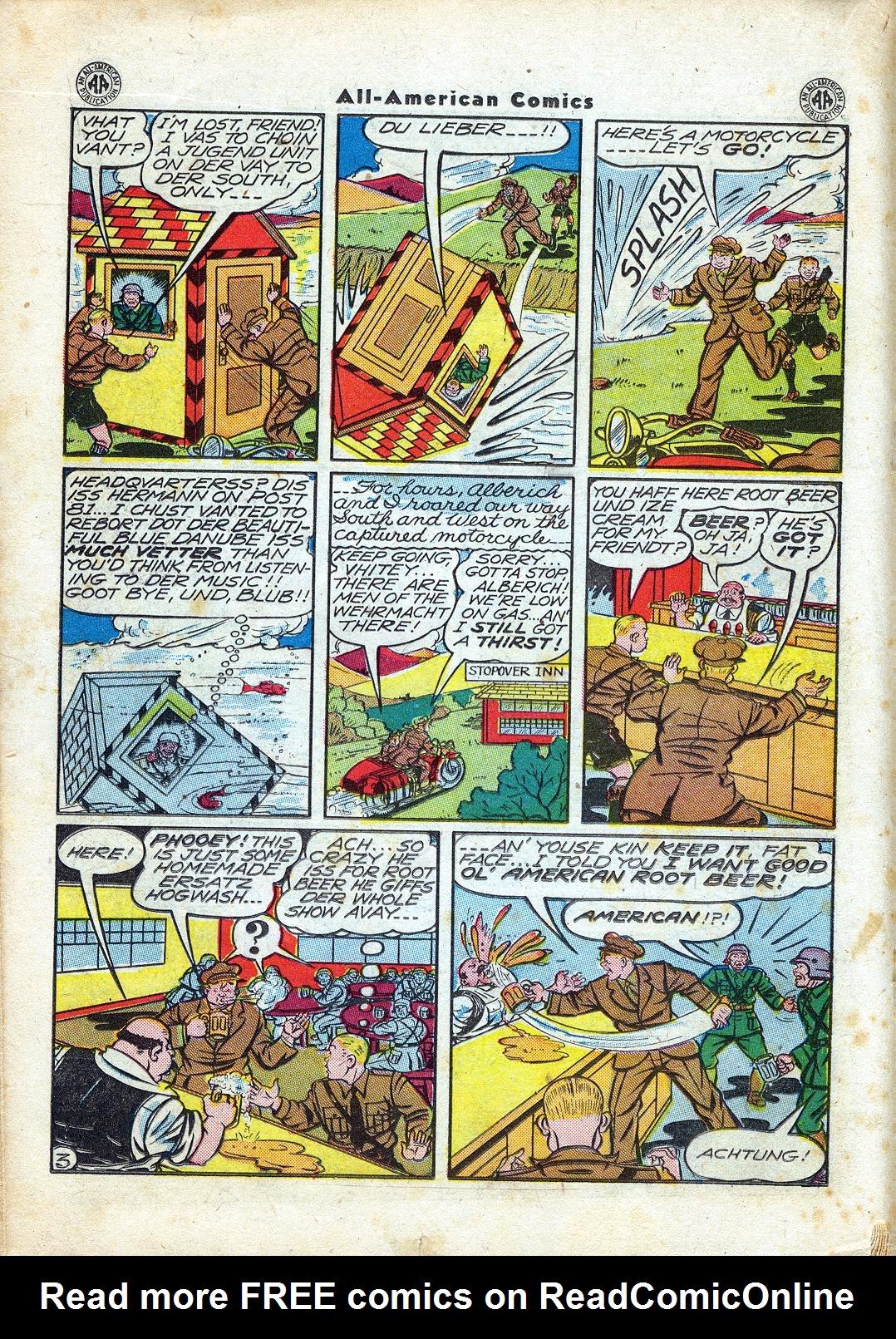 Read online All-American Comics (1939) comic -  Issue #69 - 27