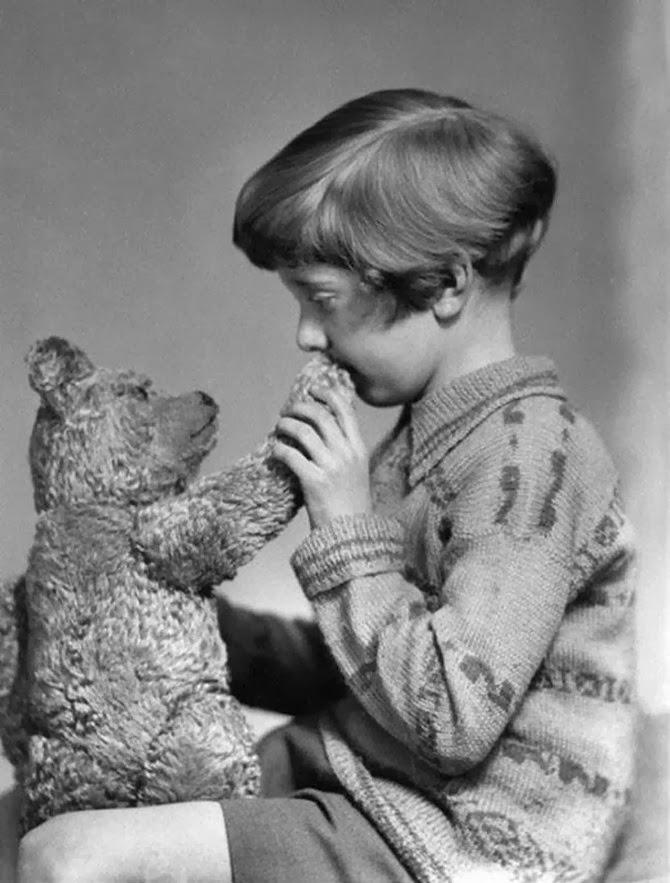 Angle Bear Evident Effect Celeste Alert Annette Funicello Teddy Bear