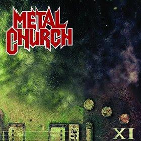 """Το βίντεο των Metal Church για το τραγούδι """"Reset"""" από τον δίσκο """"XI"""""""