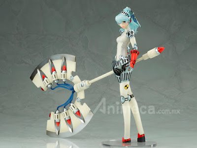 Figura Labrys Naked Ver. Persona 4 The Ultimate in Mayonaka Arena