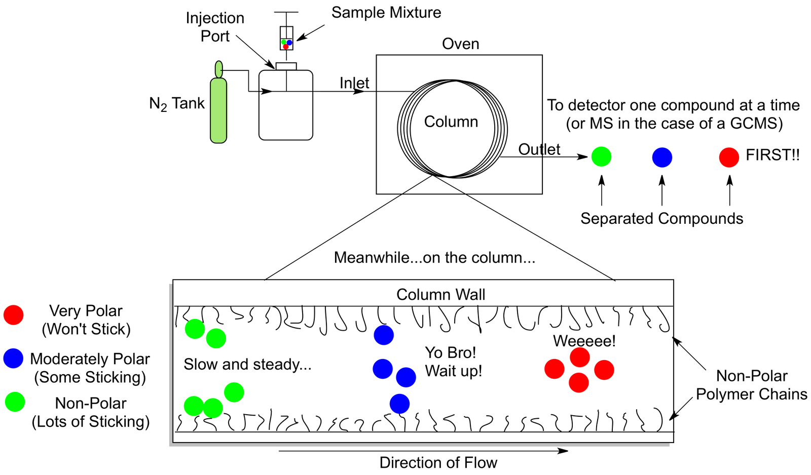 Chemfaqs Tools Of The Trade Chromatography