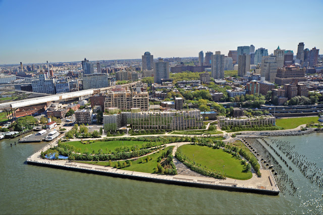Brooklyn Bridge Park em Nova York | Parques