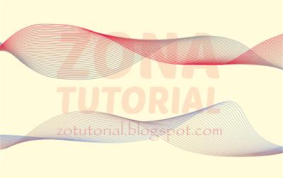 Tutorial Membuat Pola Jaring Menggunakan CorelDraw X7