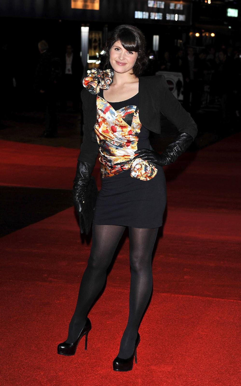 Lexi belle black stockings