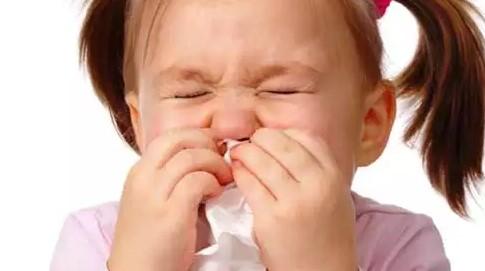 Atasi Alergi Anak
