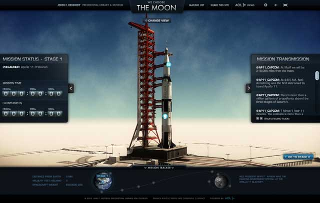 we choose the moon screenshot