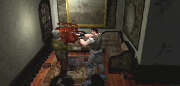Resident Evil 1.5 Fan Project Now Playable
