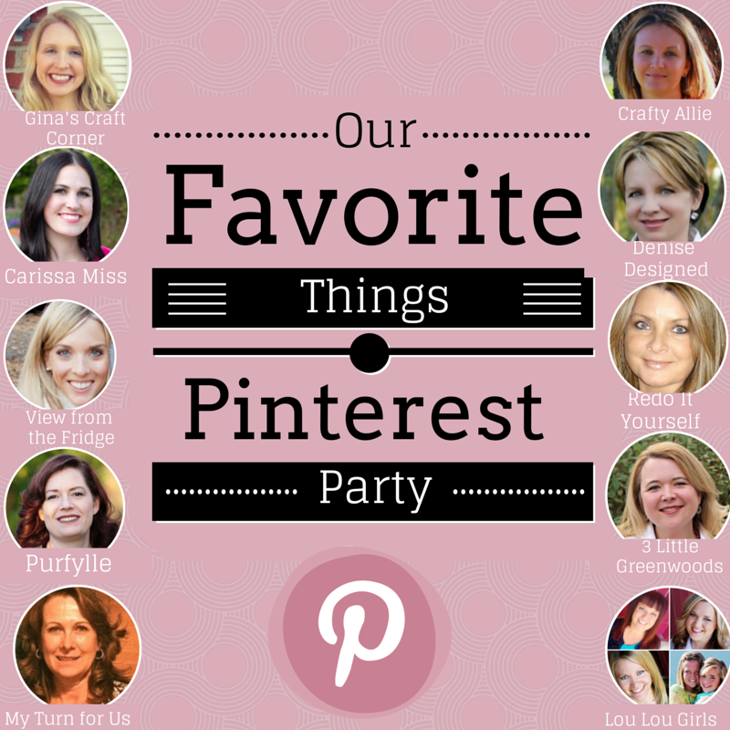4f87c000c21deb Our Favorite Things Pinterest Party  5  - Denise Designed