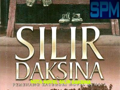 Nota Novel Silir Daksina Tingkatan 5