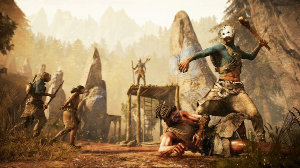Far Cry Primal 3DM Crack Free Download
