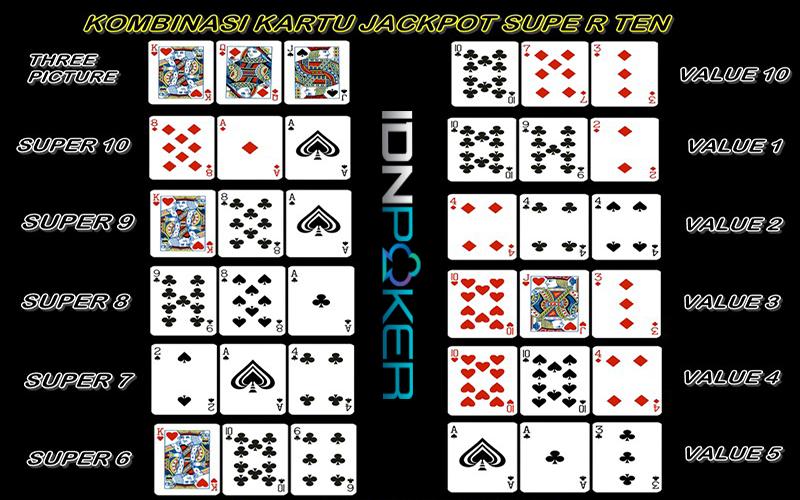 Super Ten Idn Poker