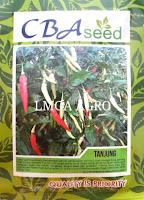 benih cabai, benih cabai rawit, cabai rawit tanjung, CBA Seed, benih cabai rawit unggul tanjung