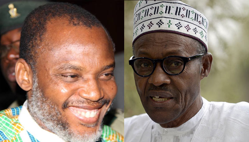 Ghen ghen! Buhari confirms he's coming to Enugu despite IPOB threat