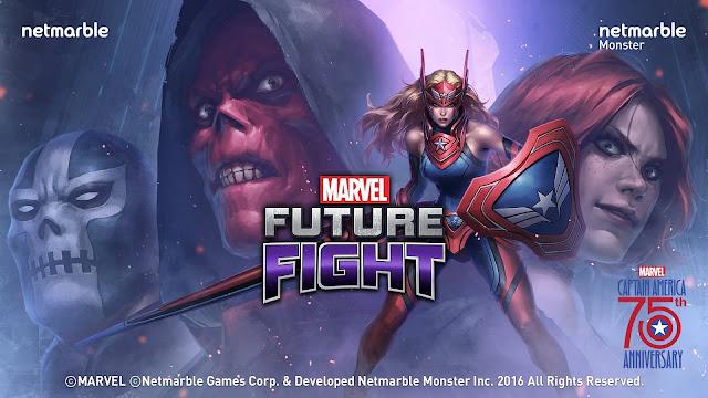 marvel future fight DOWNLOAD APK+OBB V3.7.0 ATUALIZADO