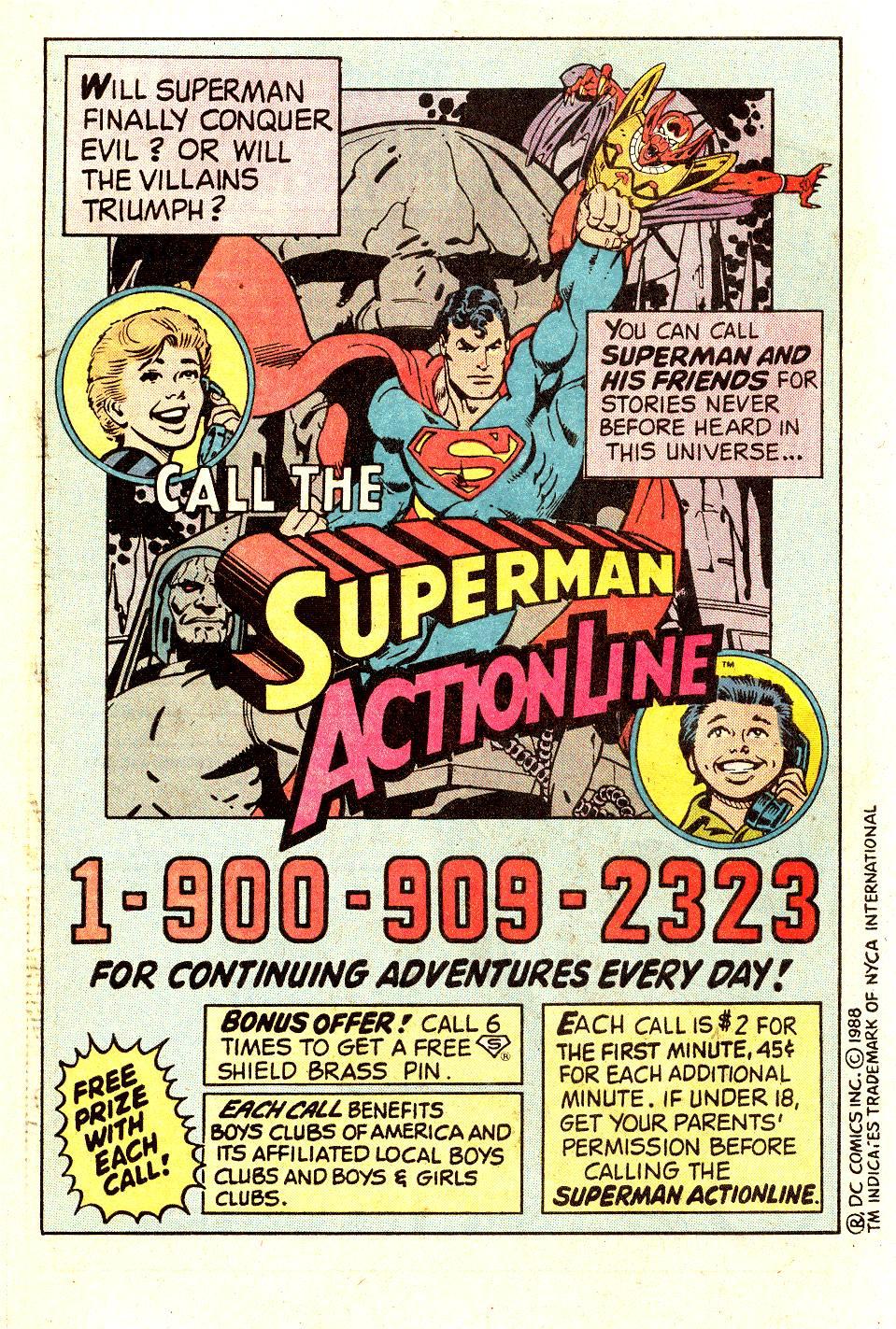 Read online Secret Origins (1986) comic -  Issue #35 - 6