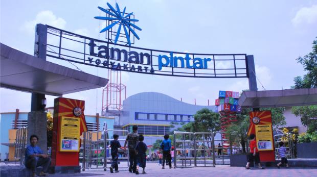 Alamat, Harga Tiket, Review serta Lokasi Wisata Taman Pintar Yogyakarta via Google Maps