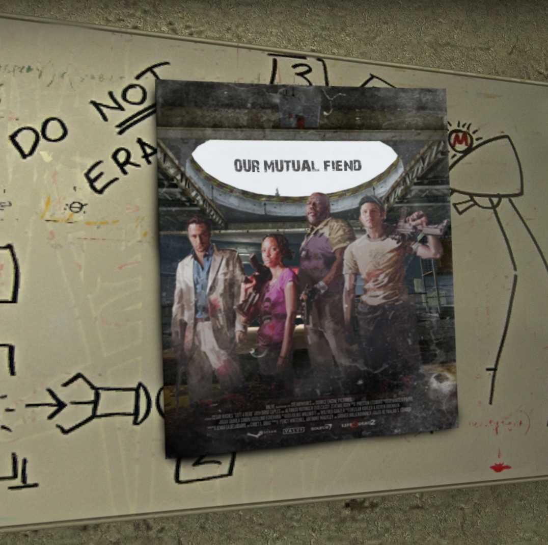 Left 4 Dead 2 Custom Campaign Reviews: Our Mutual Fiend