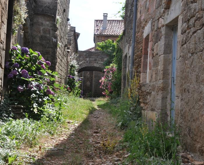 Chemin Faugéres