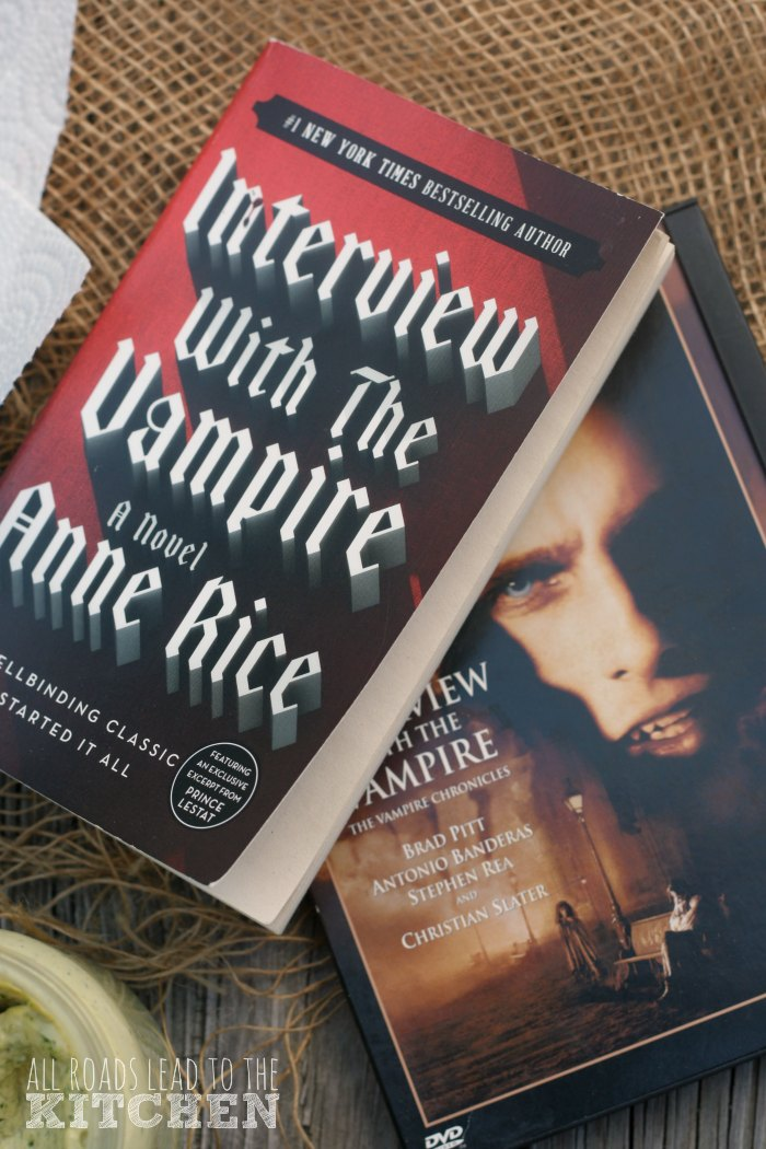 Interview with the Vampire book and movie