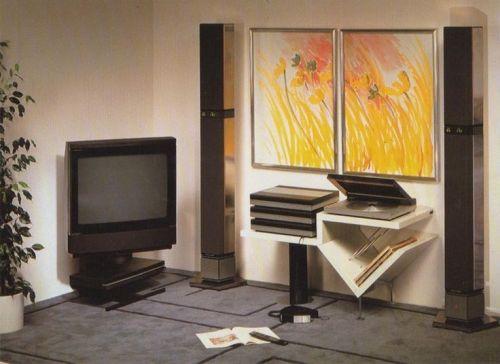 ATTYCA 1 by Jakob Jensen  Bang&Olufsen 1986