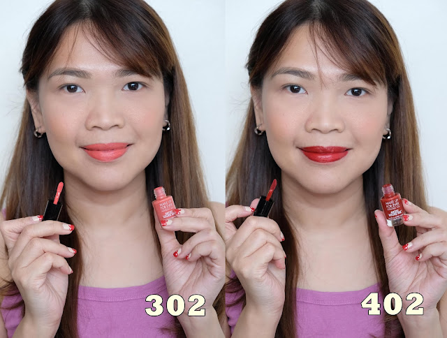 a photo of Make Up For Ever Artist Rouge Ink Matte Liquid Color review by Nikki Tiu of askmewhats.com.