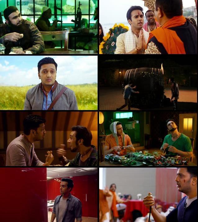 Bangistan 2015 Hindi 720p HDRip
